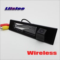 Auto Car Parts For Cadillac CTS 2008 2014 Wireless Rear View Camera HD Night Vision Plug