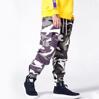 5 12 Yrs Boys Pants High Quality Kids Camouflage Trousers Cotton Teenage Boy Camo Trousers Casual Boys Military Cargo Trousers