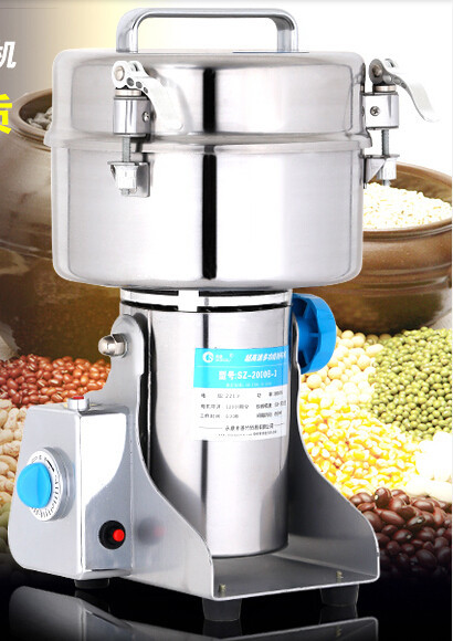 цена на 2000g swing grinder / tea grinder/spice grinder/Food Grinding Machine/Coffe grinder small powder mill, high speed,power 3800W
