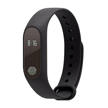 Stappenteller Waterdichte Bluetooth Smart Band Running Sport Fitness Polsband Sleep Monitor Intelligente OLED Touchpad Hartslag