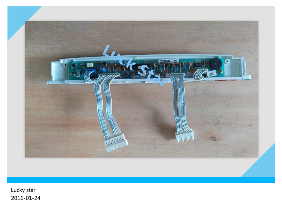 95% new for Haier refrigerator computer board circuit board 0064000876 driver board good working 95% new used for refrigerator computer board pcb01 20 v01 pcb01 20 v02 bdg23 95