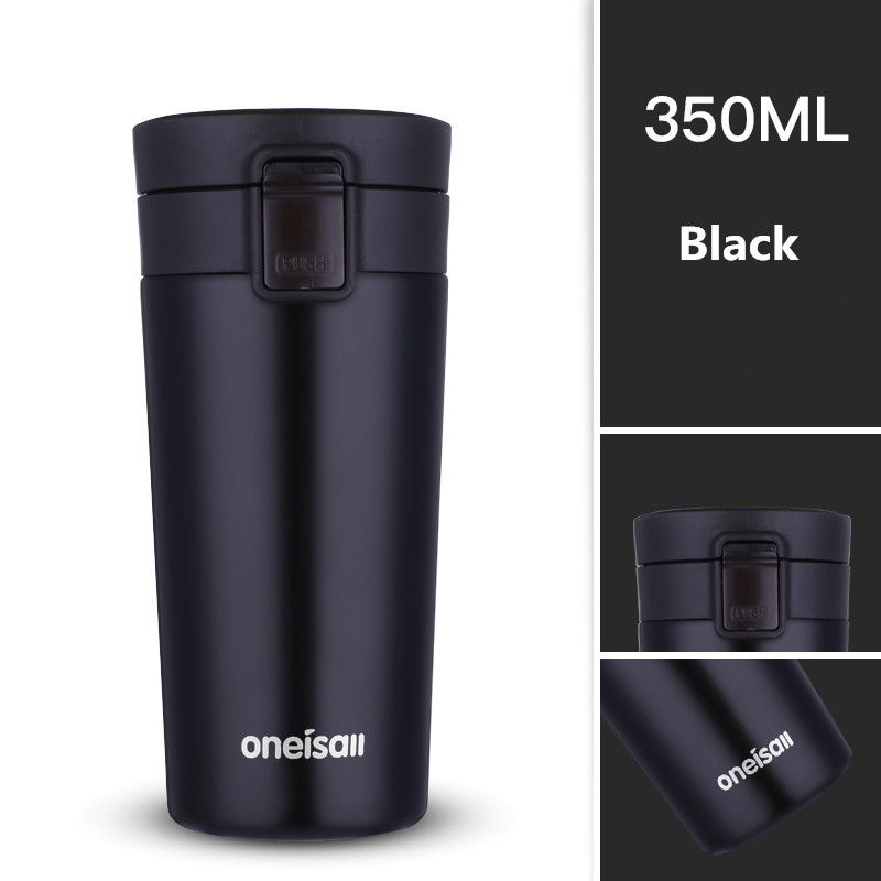 Hot Bilayer 304 Stainless Steel Insulation Thermos Cup Coffee Keep Mug Thermo Water For Bottle Beer Mugs Auto Car In Vacuum Flasks Thermoses