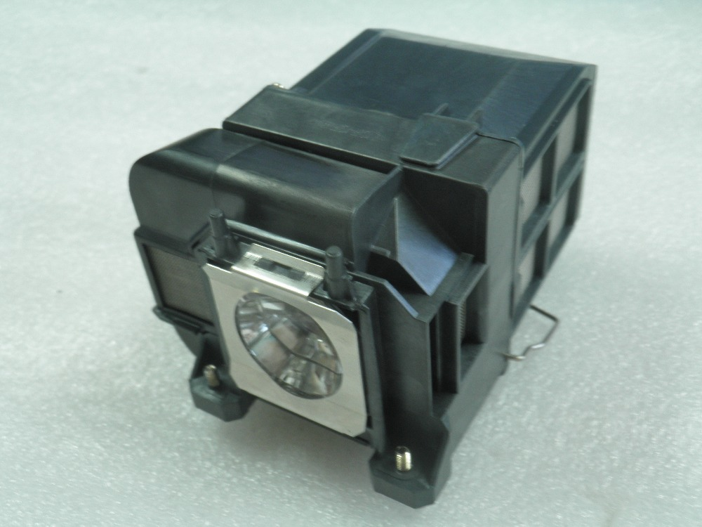 projector lamp  with housing ELPLP77 For EB-4855WU/EB-4955WU/PowerLite 1975W/PowerLite G5910/PowerLite HC 1440/PowerLite PC 1985 projector lamp with housing elplp77 for eb 1970w eb 1975w eb 1980wu eb 1985wu eb 4550 eb 4650 eb 4750w eb 4850wu eb 4950wu