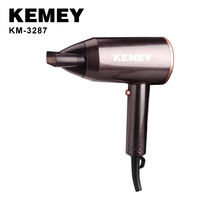 Kemei 3000W Powerful Professional household Hair Dryer Negative Ion Blow Electric Hairdryer Hot/Cold Wind With Air Collect