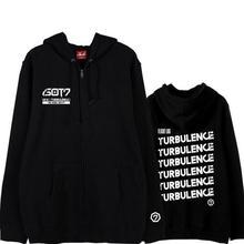 GOT7 Fight Log: Turbulence Hoodie