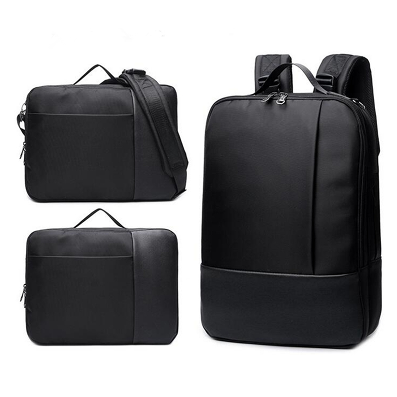 New Laptop Backpack New Briefcase Attache Case Shoulder Messenger Bag Portfolio High Quality Laptop Case Cover Bag For Men Women