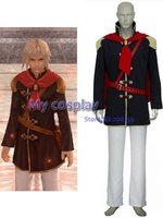 Anime Final Fantasy Cosplay - Final Fantasy XIII Agito Boy Uniform party Halloween Cosplay Costume Freeshipping