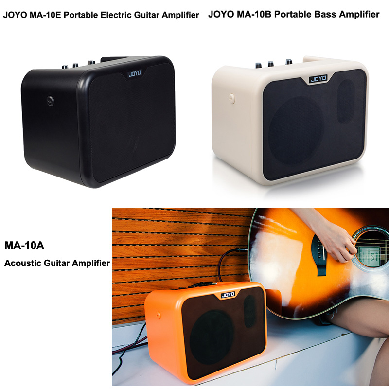 JOYO MA 10 Portable Electric Guitar Amplifier Amplifiers for Bass Acoustic Guitars instruments guitarra mini Amp
