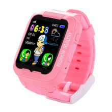 K3 Children's Smart Watch Phone Card GPS Positioning Waterproof Touch Screen Photo Smart Watch Multi-function Positioning(China)