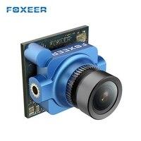 Original Foxeer Micro 600TVL 150 Graus de Seta 1/3 HAD CCD II FPV Câmera com OSD Atualizado para RC Drones FPV Quadcopter VS Runcam