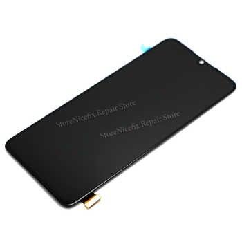 6.39 \'\'スーパー AMOLED シャオ mi CC9 液晶 mi CC9 ディスプレイのタッチスクリーンデジタイザアセンブリの交換部品シャオ mi mi CC9 液晶