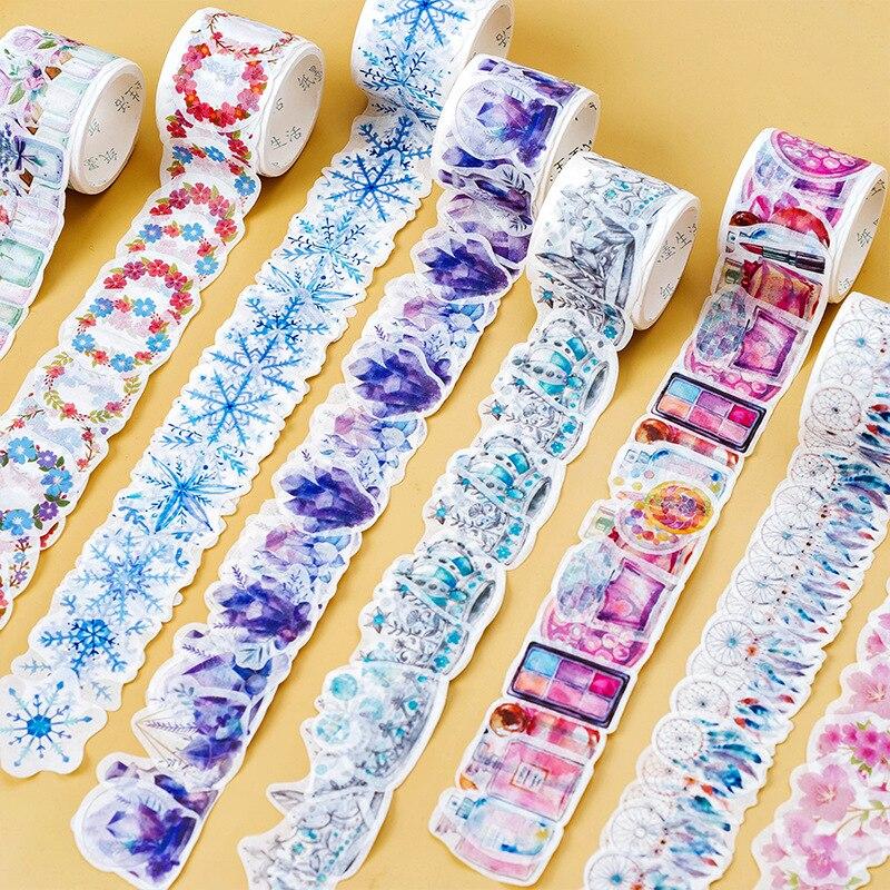 3cm Dreamcatcher Cherry Sakura Bullet Journal Tape Adhesive Tape DIY Scrapbooking Sticker Label Masking Tape