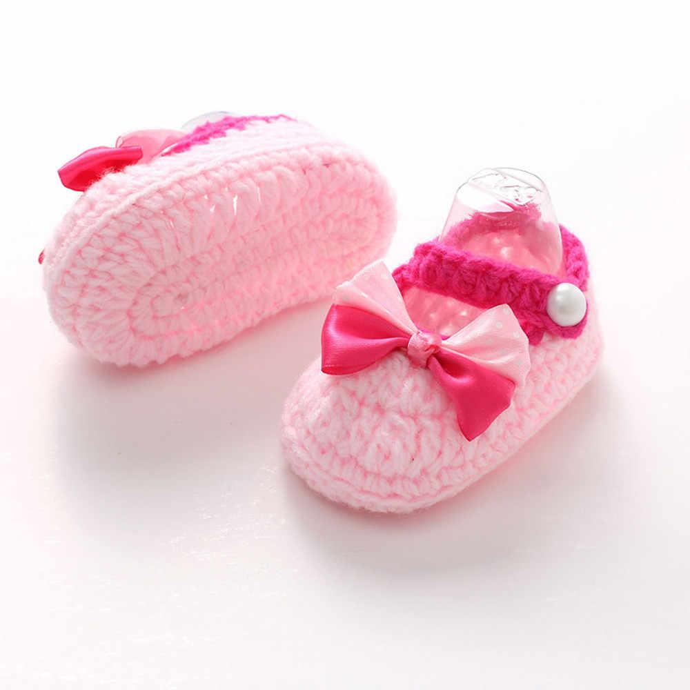Вязаное для маленьких девочек, ручная работа, вязаная обувь для маленьких девочек, первые ходунки, обувь принцессы, плетеные туфли для девочек, крючком, Sapatos Infantis Meni