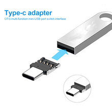 Typ-c Adapter OTG Multi-funktion Konverter Usb-schnittstelle zu Typ-c Adapter Micro-transfer Interface(China)