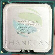 Original Intel CPU Core 2 Duo E8300 SLAPN Processor(2.83GHz/ 6M /1333MHz)Dual-Core Socket 775