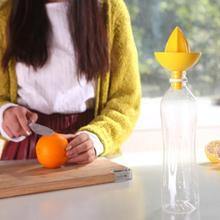 Fruit & Vegetable Tools Convenient Fruit Tools Plastic Hand Manual Squeezer Orange Lemon Juice Press Squeezer Juicer