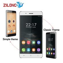 "OUKITEL K4000/K4000 LITE 5 ""Pulgadas Smartphone Android 5.1 4G LTE Quad Core 1280x720 MTK6735P 2 GB + 16GB13 MP 4000 MAH Teléfono Móvil"