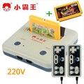 10 unids consolas de videojuegos reproductor Reproductor de TV Juego Subor D30 + 400 en 1 juegos de cartas clásico TV jugador del juego al por mayor con la caja al por menor