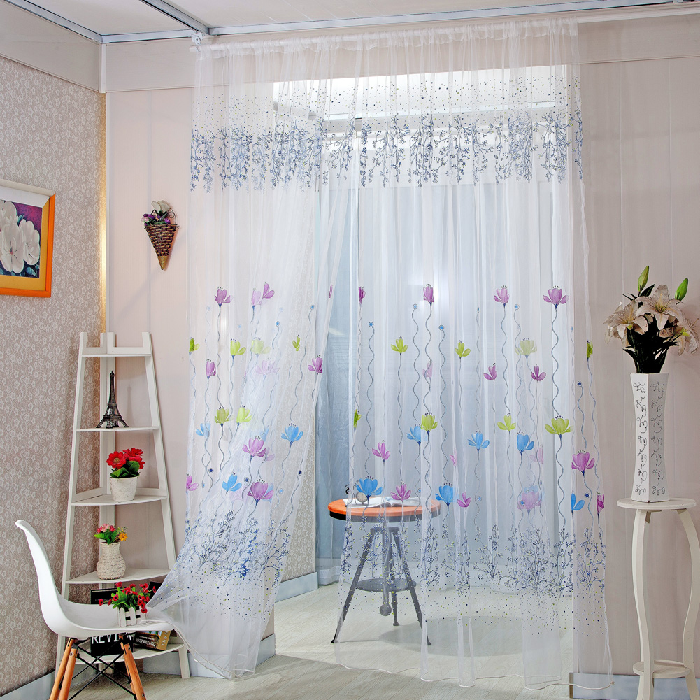 Curtains For Home Decor Ideas: Home Decor Drapes Sheer Window Curtains For Living Room