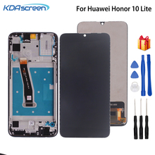 For Huawei honor 10 Lite LCD Display Touch Screen Digitizer With Frame For Honor10 Lite HRY-LX2 HRY-LX1 HRY-AL00 LCD Display