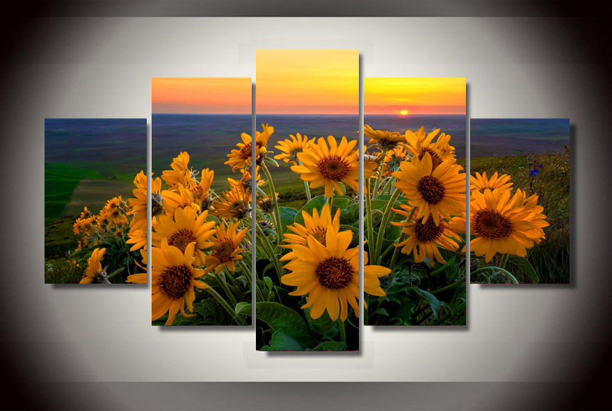 Sunflower Wall Art online get cheap sunflower wall art -aliexpress | alibaba group