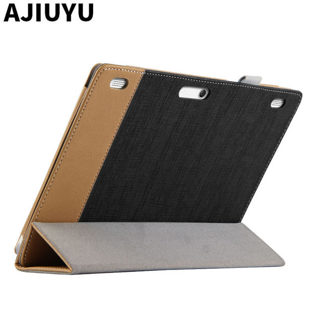 cheap for discount 6e33b 6ae18 US $15.08 5% OFF|For Lenovo TAB 3 10 Plus Case Tab3 10 Business Protective  Smart Cover Leather Tablet TB3 X70F X70L X70M PU Protector Sleeve 10.1-in  ...