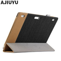 For Lenovo TAB 3 10 Plus Case Tab3 10 Business Protective Smart Cover Leather Tablet TB3