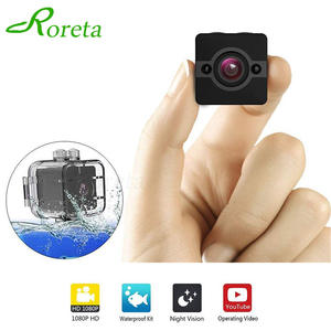 Roreta SQ12 Mini Camera Infrared Night Vision small Camera micro cam