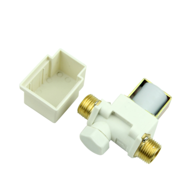 Electric Solenoid Valve 1/2 For New Water Air N/C Normally Closed AC 220V ...