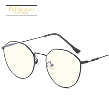 Womens Eyeglass Frame Retro Myopia Glasses Reading Eyeglasses Optical Polygonal Eye Glasses Oculos De Grau Femininos gafas цена