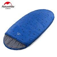 NatureHike Ultra Light Outdoor Sleeping Bag Outdoors Tourism Sleep Bag Camping Sleep Pad Euro Standard Sleeping
