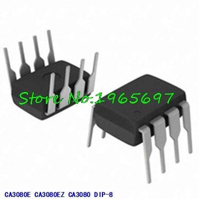 1pcs/lot CA3080EZ CA3080E CA3080 DIP-8 In Stock