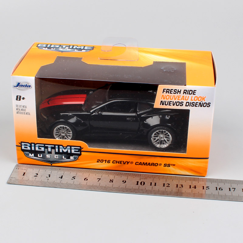 2016 Chevrolet Chevy Camaro SS coupe Model Toy Car 4
