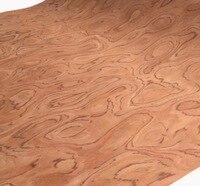 L 2 5Meters Wide 600mm Thickness 0 25mm Spherical Rosewood Veneer Skin Furniture Speaker Wood Veneer
