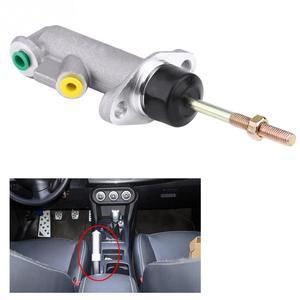 Image 2 - Hamulec ręczny ze stopu aluminium pompa główny Cylinder sprzęgła hamulca samochodowego 0.7 otwór zdalny do hydraulicznej pompy hamulca ręcznego Hydro
