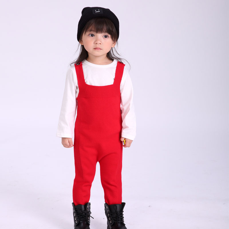 12m-5t Baby clothing 100% Cotton Kids Overalls Girls Boys Long Pants Baby Jumpsuit Children Rompers Toddler Clothes 234 red grey baby clothes autumn winter baby rompers jumpsuit cotton baby clothing next christmas baby costume long sleeve overalls for boys