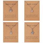 Card Jewelry Natrual...