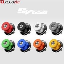 8mm אדום זרוע מתלת סלילים גולשים לסוזוקי GSXR 600 750 1000 1300 Sv650 B מלך TL1000 DL650 DL1000 GSX 650F 750F משלוח חינם