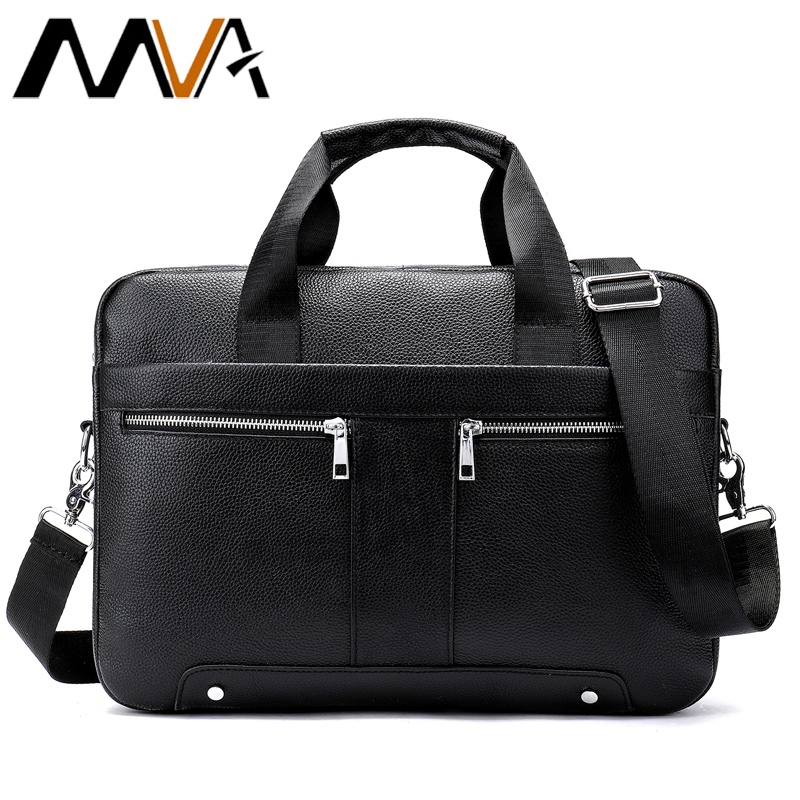 MVA Messenger Bag Luxury Mens Briefcase Genuine Leather Laptop Bag for Men Business Shoulder Bags Male Casual Travel Handbag MVA Messenger Bag Luxury Mens Briefcase Genuine Leather Laptop Bag for Men Business Shoulder Bags Male Casual Travel Handbag