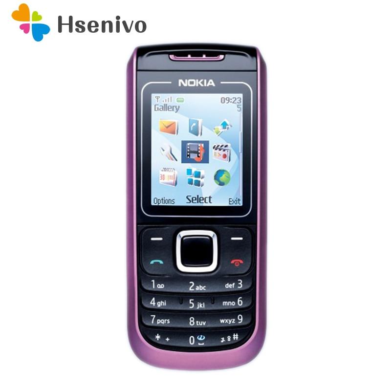 1680 Original Nokia 1680 Classic 2G GSM Unlocked Cheap Refurbished Celluar Phone With One Year Warranty Refurbished