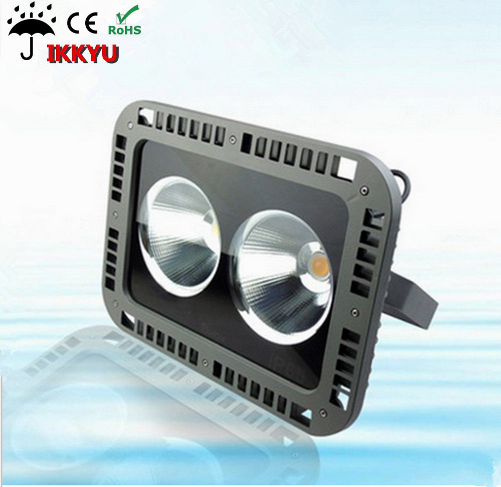 Special LED Floodlights COB spotlight 100w outdoor waterproof engineering industrial and mining lamp wall lamp shoot the light