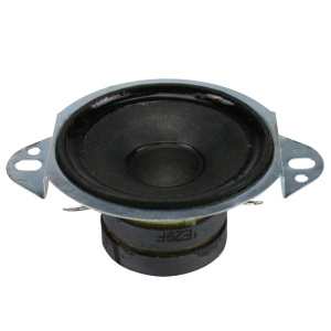 Image 2 - 2PCS For LG 2 inch Tweeter Dual Magnetic Treble Magnetic Liquid 8 Ohm 30W Rust