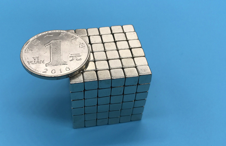 20pcs Free shipping <font><b>5x5x5</b></font> Strong Rare Earth Block square <font><b>Neodymium</b></font> <font><b>Magnets</b></font> 5x5x5mm Permanete 5*5*5 image