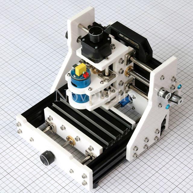 diy 3 axis cnc milling machine