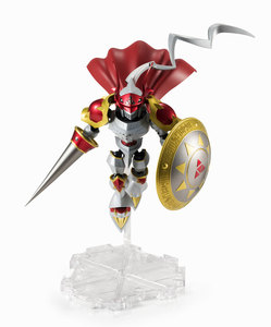 Image 4 - PrettyAngel ของแท้ Bandai Tamashii Nations NXEDGE สไตล์ NO 0036 Dukemon Action FIGURE