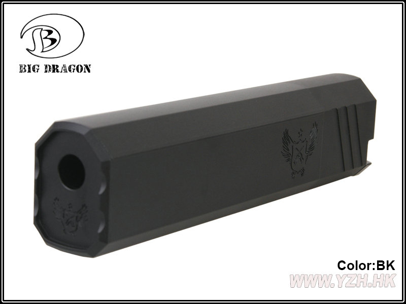 BD SILENCER CO OSPREY SUPPRESSOR 14mm screw with flashhider