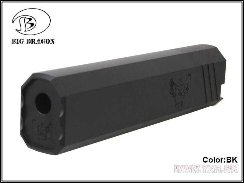 BD silencieux CO OSPREY suppresseur 14mm vis avec flashhider