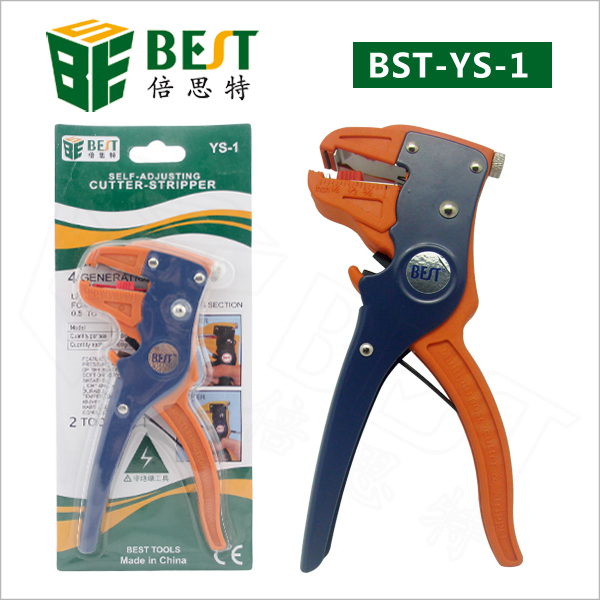 Automatic Self Adjusting Cable Wire Stripper Crimper Stripping Cutter