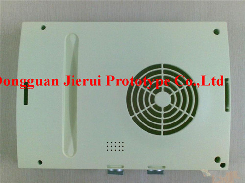 Rapid Prototyping/Plastic Prototype CNC Machining for Electric Hair Drier Model