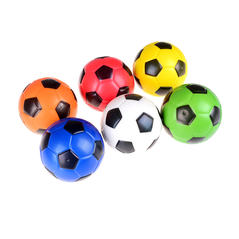 7bec3c7bd2 Detail Feedback Questions about 1pc 10Cm PU sponge anti stress ball bouncy  football kid toy outdoor sports game kids funny gadget on Aliexpress.com ...